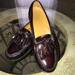 Cole Haan Men's Classic Tassel Loafers Great Cond.